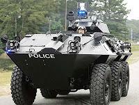 atlanta cops roll out swat apc