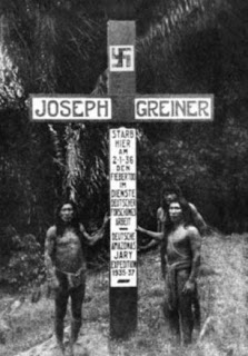 nazi graveyard discovered deep in the amazonian rainforests