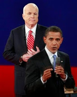 wwf stagematch, round2: obama & mccain wage counterinsurgency