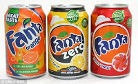 fanta has 300x more pesticide than tap water