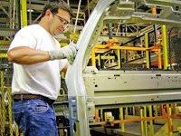 manufacturing falls to 28yr low