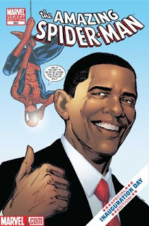 spidey goes to washington
