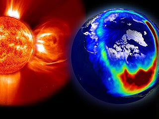 powerful solar storm could shut down US for months