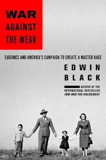 war against the weak: the book