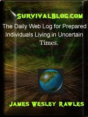 survivalist: left of center now joining our 'growing' movement