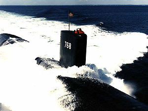 US ship & sub collide in strait of hormuz near iran