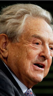 convicted inside trader & elite finance oligarch george soros says: i'm having a very good crisis