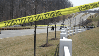 slain man had been contractor for cia
