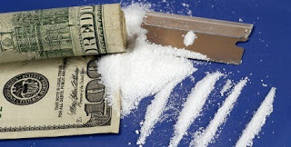 95% of US banknotes show cocaine traces