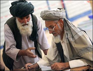 karzai widens lead in afghan vote count