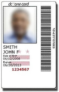 dc residents criticize new 'dc one' id cards to access services