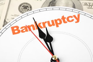 10 big companies teetering towards bankruptcy