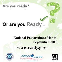 fema says: september is national preparedness month (just don't tell new orleans)