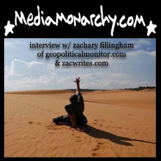 interview w/ zachary fillingham of geopoliticalmonitor.com