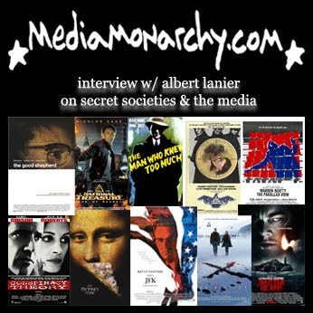 interview w/ albert lanier on secret societies & the media