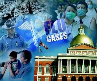 second wave of swine flu pandemic begins to hit US