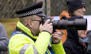 uk police define political activism as 'domestic extremism'
