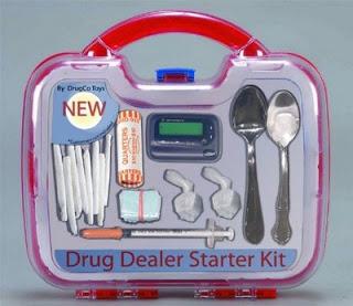 drug dealers use child care as front
