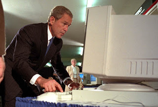 22 million missing bush white house emails found