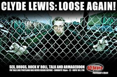 clyde lewis' ground zero returns to the airwaves!