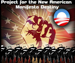 ground zero: project for the new american manifesto destiny