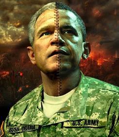 liberals get a war president of their very own