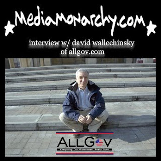 interview w/ david wallechinsky of allgov.com