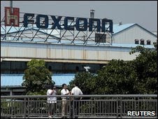 another suicide at foxconn, 9th this year at chinese iphone firm