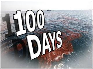 dark mark: 100 days of oil