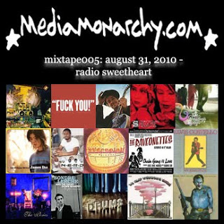 media monarchy mixtape005: radio sweetheart