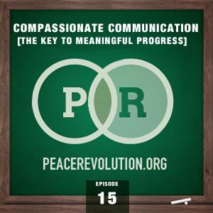 peace revolution: episodes009-015