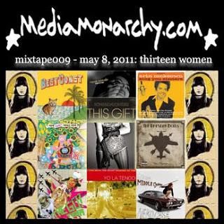 media monarchy mixtape009: thirteen women