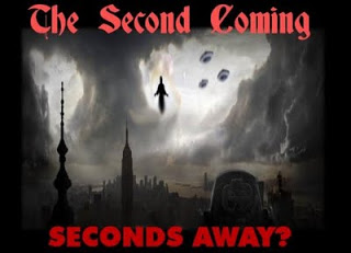 ground zero: the second coming seconds away?