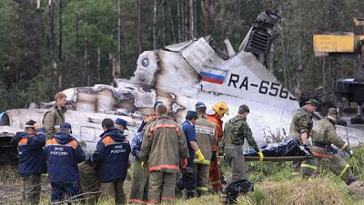 5 bushehr nuke plant experts die in russian plane crash