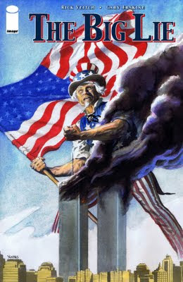 9/11 Truther Comic 'The Big Lie' is About More Than 9/11
