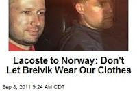 lacoste asks norwegian police to prevent mass murderer anders breivik from wearing their brand to court