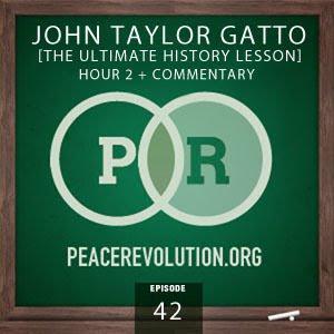 peace revolution: episode042 - ultimate history lesson, part2