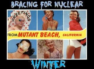 ground zero: nuclear winter, cold war 2.0 & more