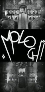 occult symbolism of movie 'metropolis'