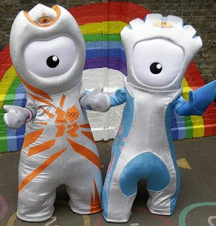 2012 Olympic Mascots And Occult Symbolism