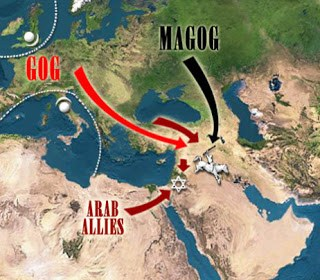 The War Of Gog And Magog