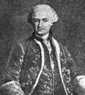 Immortal Count Saint Germain