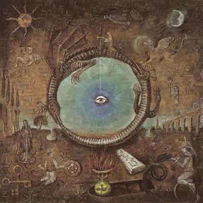 Symbolism 101:  'The I of the Radio'