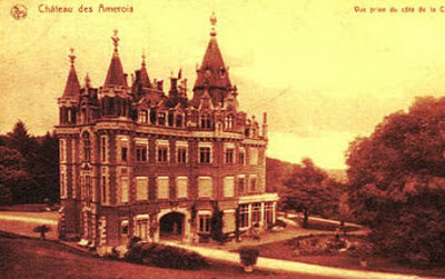 Chateau Des Amerois:  Mother of Darkness Castle