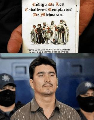 Bizarre Case of Drug Lord Nozario Moreno, Cannibal Philosopher