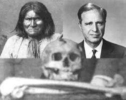 Резултат с изображение за geronimo skull and bones