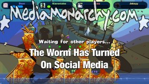#GoodNewsNextWeek: The Worm Has Turned On Social Media (Video)