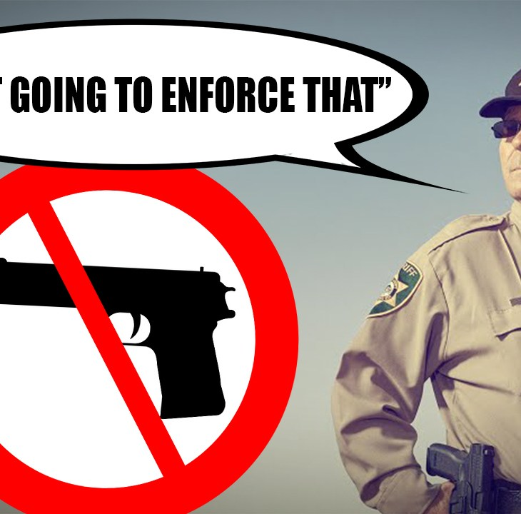 #NewWorldNextWeek: Sheriffs Refuse to Enforce Unconstitutional Gun Grab (Video)
