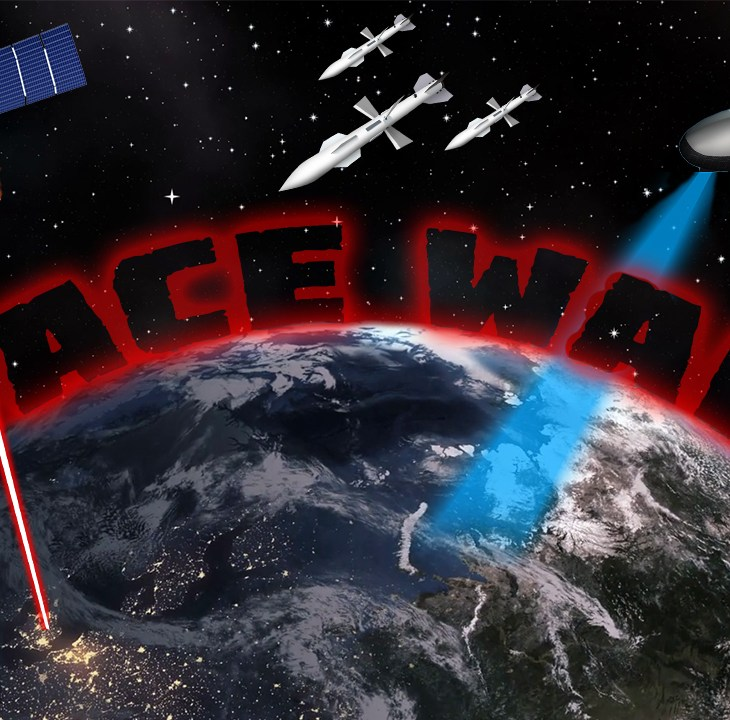 #NewWorldNextWeek: The Space War Heats Up…And You're the Target! (Video)