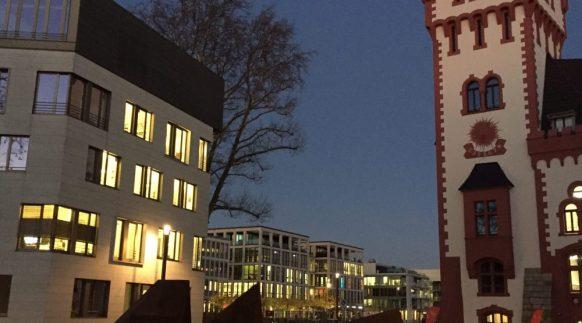 Mediamoss Newsroom Büro Dortmund Hörde Phoenixsee